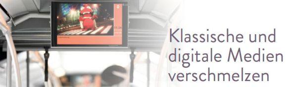 In den Werbestatistiken fehlt die digitale Außenwerbung, obwohl sie reichlich Potenzial bietet