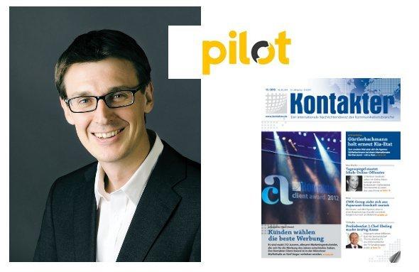 Neues Digital Signage Unit: Pilot Screentime
