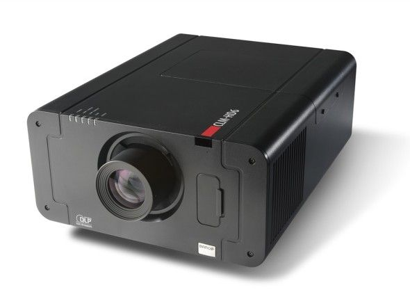 Seit Anfang März 2012 übernimmt Comm-Tec den Vertrieb von Barco-DLP-Projektoren für Festinstallationen.