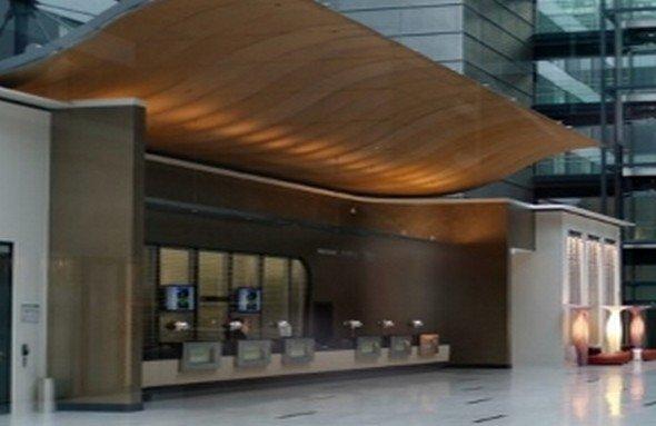 Macnetix stattet die beiden Hilton-Häuser im Frankfurter Airport-Komplex The Squaire aus