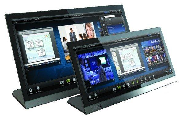 Neue Touch Panels der Modero-X-Serie von AMX