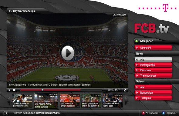 So sehen Sieger aus: Samsungs neue FC Bayern-App