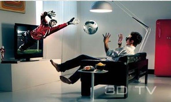 End-to-End 3D Broadcast System von der 3D Live-Aufnahme