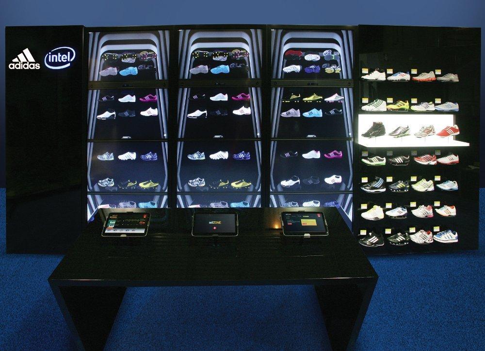 Adidas setzt auf virtuelle Händler-Verkaufsräume