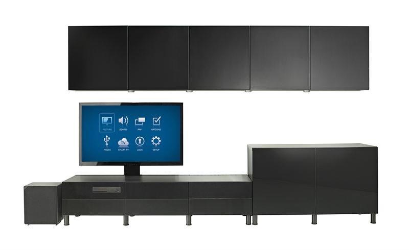Ikea Uppleva - kabellos und vollintegriert