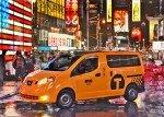 Bildergallerie: Nissan New York Taxi und Taxi TV