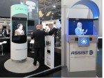 Videobasierte Auskunftssysteme: Faceport (NL) und Assist (B)