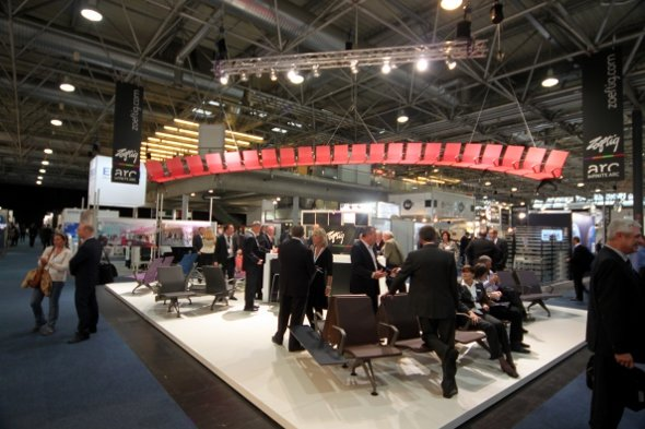 PTE 2012: Sitzmöbel liegen im Trend