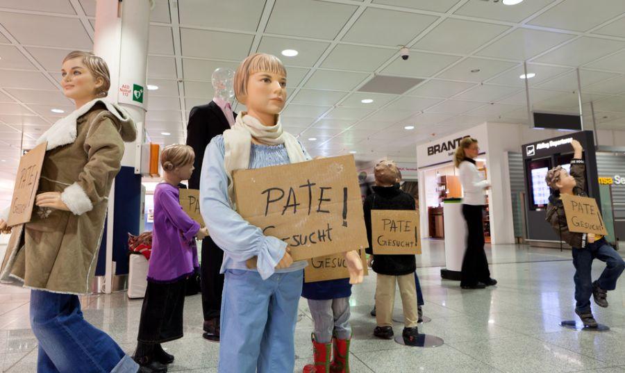 Airport Media Award: SOS Kinderdorf Pate gesucht