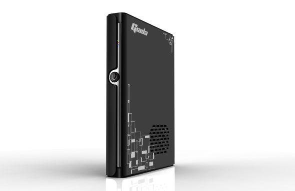 Giada vertreibt den Mini PC i35G auch hierzulande (Foto: Giada)
