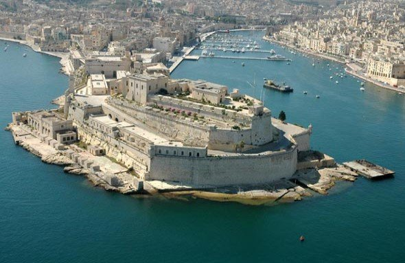 Full Outdoor-Systeme sind nun auch auf Malta im Einsatz (Foto: Malta Department of Information - Government of Malta)