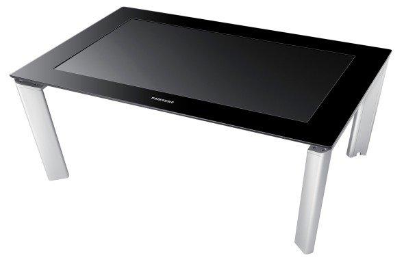Der SUR40 wurde von Samsung und Microsoft entwickelt (Foto: Samsung)