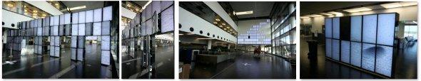VIE Austrian Star Alliance Terminal - Fotogalerie (Fotos aufgrund Kameradefekt in schlechter Qualität)