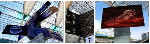 Meta Twist Tower / Flughafen München
