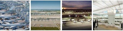 Bildergalerie: Flughafen München Terminal 2 - Satellit