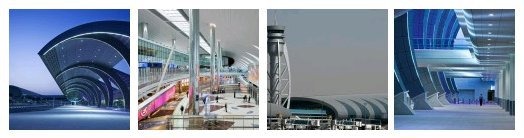 Dubai Intl Terminal 3 - Fotogalerie