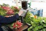 Einsatz auf dem Wochenmarkt (Foto: Mettler Toledo)