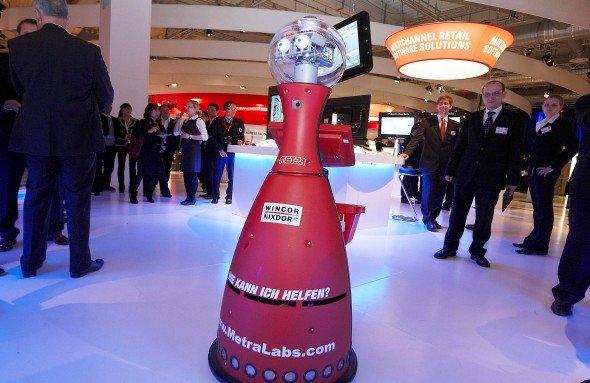 Internationaler und nachhaltig will man werden - Hausmesse Wincor World 2011 (Foto: Wincor Nixdorf)