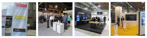 Bildergalerie der Digital Signage Expo 2012 in Berlin