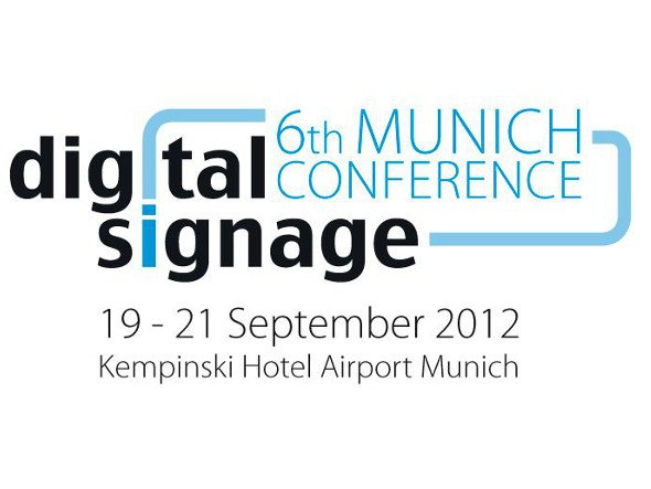 Munich Digital Signage Conference: Europas führende Digital Signage-Strategiekonferenz