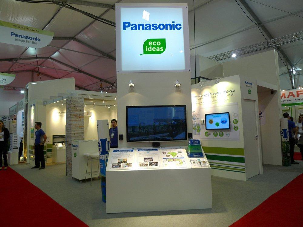 Panasonic präsentiert nachhaltige Lösungen auf dem Rio+20 Gipfel