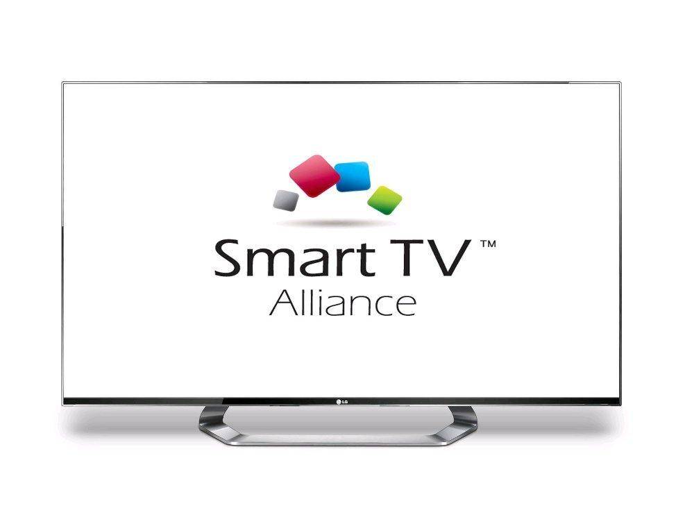 LG und TPV/Philips gründen Smart TV Alliance
