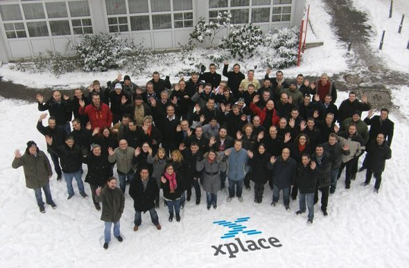xplace Team in Göttingen