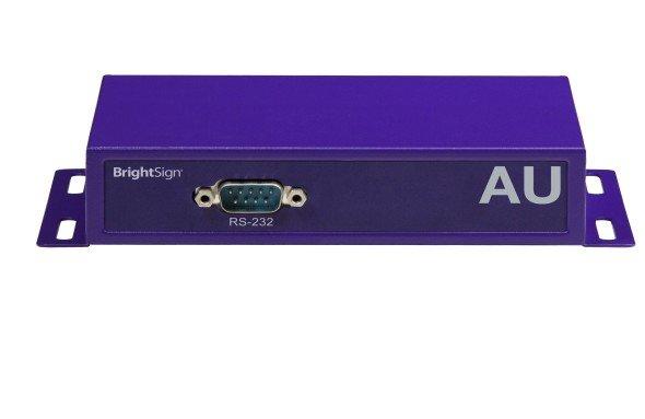 BrightSigns Audiogerät AU320 für Digital Signage-Umgebungen (Foto: BrightSign)