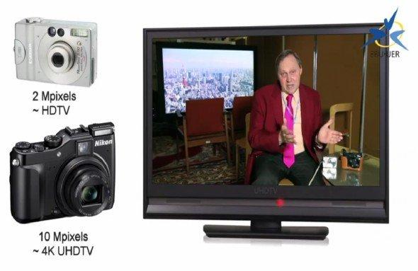 EBU-Mann David Wood ist der Herr über bis zu 32 Millionen Pixel (Screenshot: invidis.de)