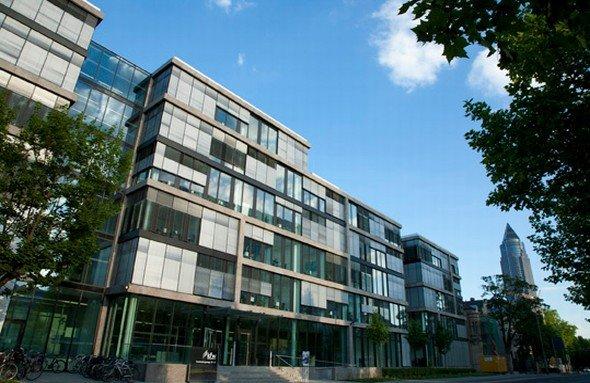 KfW-Zentrale in der Senckenberganlage in Frankfurt am Main (Foto: KfW)