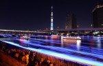 Fluß aus Wasser und Licht (Foto: Panasonic)