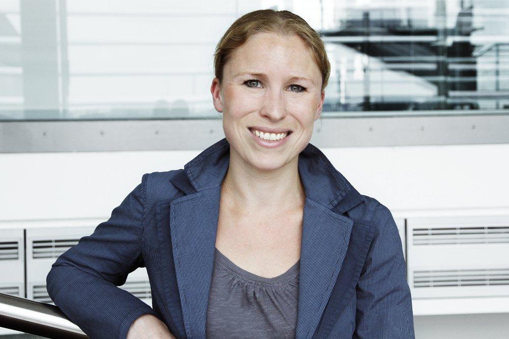 Silke Reichling verantwortet bei Jost von Brandis das DooH-Geschäft