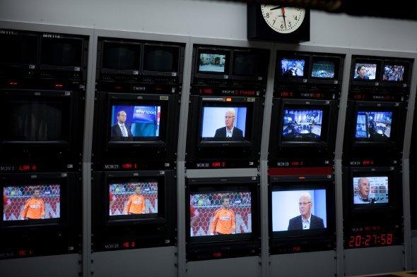 Sky Deutschland liefert Digital Signage Content