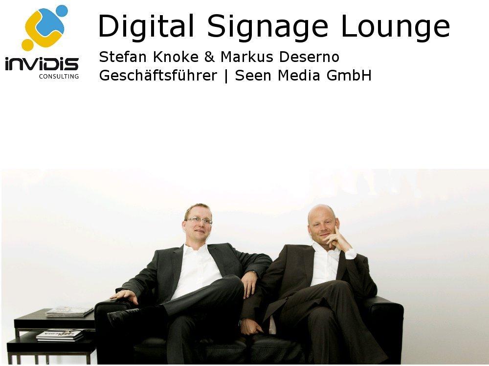 invidis consulting lounge - Seen Media