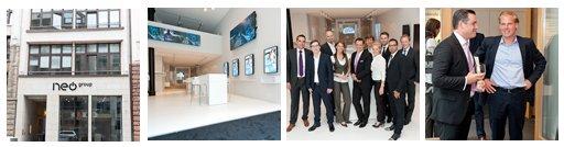 Bildergalerie Eröffnung Neo Showroom