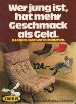 Vor fast 40 Jahren sah er so aus: Ikea-Katalog 1974 (Foto: Ikea)