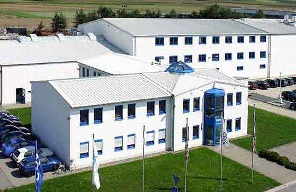 Seit 1991 als Distributor tätig: Systeam-Zentrale in Ebensfeld (Foto: Systeam)