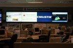 Das American Red Cross setzt auf vier Digital-Projektoren (Foto: Christie)