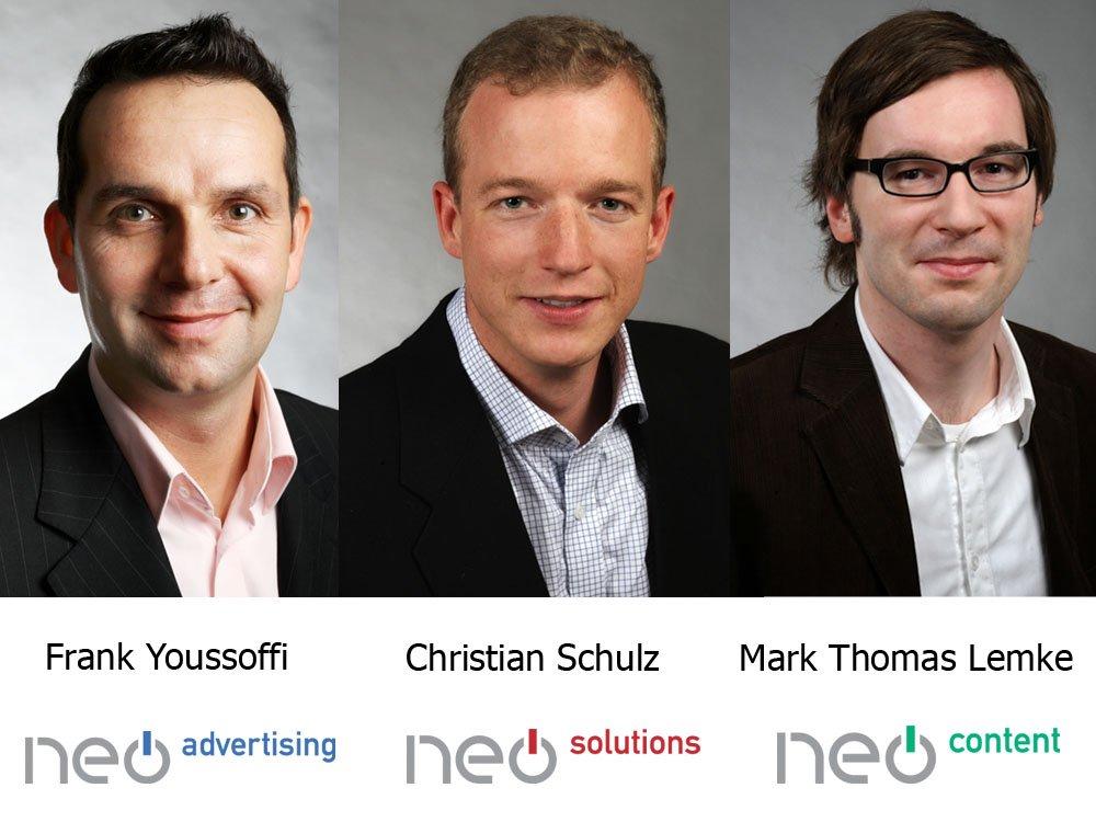 Neo Group mit neuer Struktur