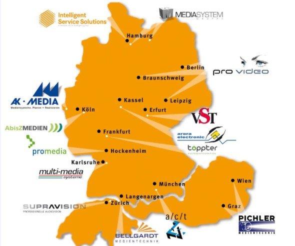 Neuer Partner in der Schweiz: AV-Solution Partner ist nun in zwei verschiedenen Ländern aktiv (Grafik: AV-Solution Partner )