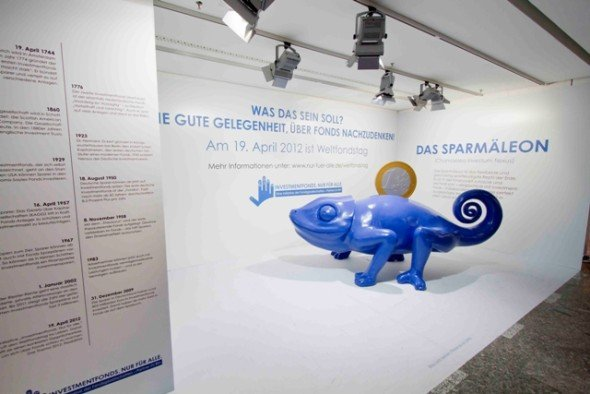 Der BVI gewinnt den Airport Media Award Juni 2012 (Foto:Martin Leissl/ fischerAppelt furore GmbHx)