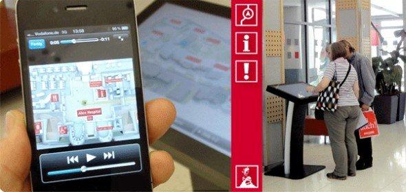Patienten und Besucher sollen sich im Alice-Hospital jetzt besser orientieren können (Foto: 3d-berlin vr solutions GmbH)