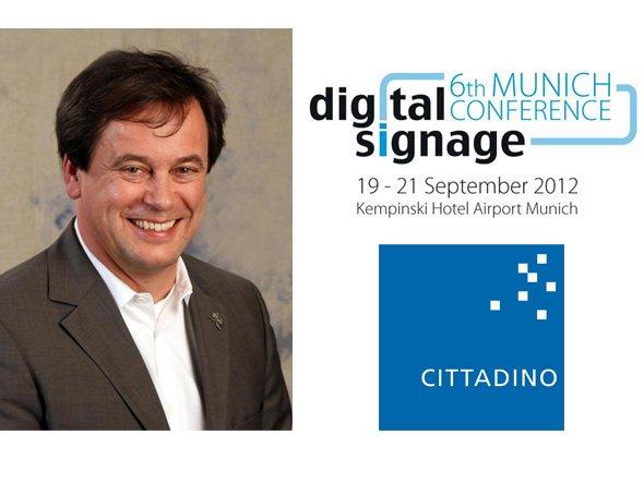 Franz Josef Medam, Geschäftsführer Cittadino