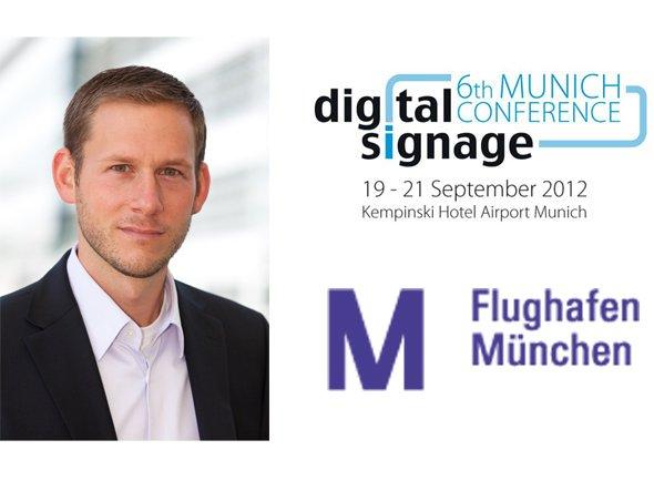 Thomas Fauser, Flughafen München GmbH