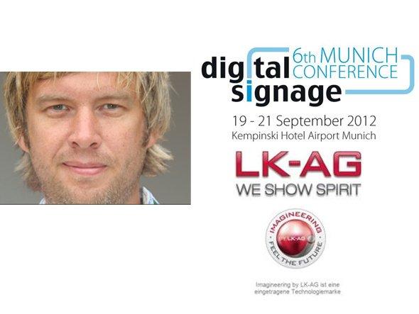 Holger Steffentorweihen, Vorstand CCO/CIO Chief Creative / Chief Innovation Officer, LK-AG
