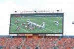 Stammt von Daktronics: Für die Miami Dolphins wurde ein PS-20 (jetzt: DVX-Serie) verbaut (Foto: Daktronics)