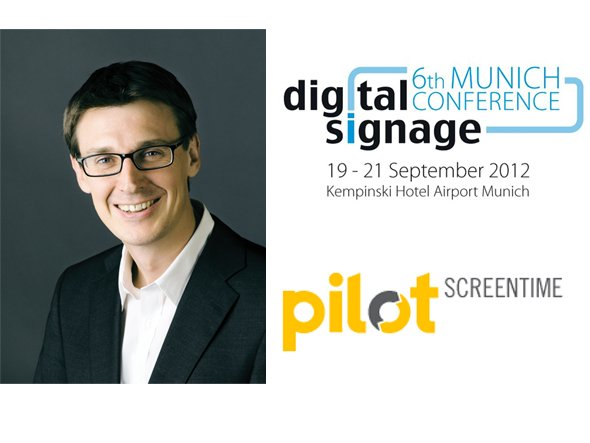 Damian Rodgett, Geschäftsführer pilot Screentime
