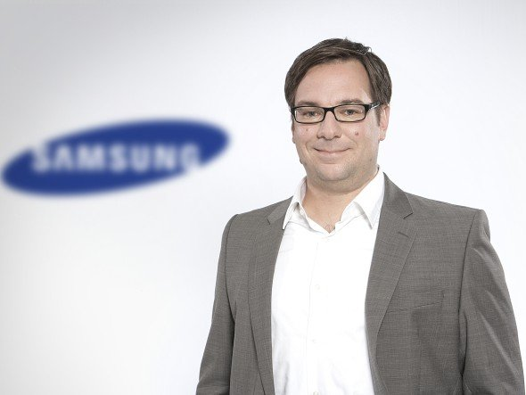 Point of Sale bleibt wichtig - Dirk Vonten, Samsungs neuer Head of Retail Management (Foto: Samsung)
