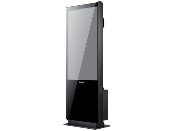Samsungs SyncMaster OL46B soll Sonneneinstrahlung nichts anhaben können (Foto: Samsung)