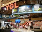TCL auf der Messe China Sourcing Fair in Sao Paulo im August 2012 (Foto: TCL)